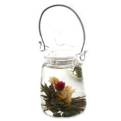 Choi Time Tall Glass Teapot