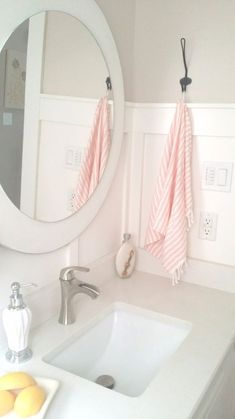 Give Your Bathroom a Fresh Farmhouse Look