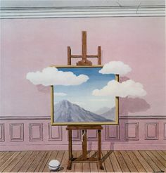 The Vengeance by Rene Magritte (1939)