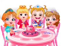 Play free online game Baby Hazel Tea Party on babyhazelgames.com. We have many Baby Hazel Party Games such as, Baby Hazel Mothers Day, Baby Hazel Easter Day, and Baby Hazel Valentine Day.