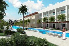 The Yucatan Platinum Princess All Suites & Spa ***** (Ривьера Майя, п-ов Юкатан, Мексика). Дата открытия - сентябрь 2014!