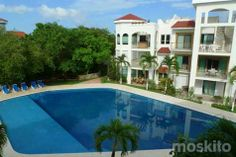 This large 2 bedroom penthouse for sale in Playa del Carmen is located in the quiet gated community of Playacar! $ 348,000 usd #PlayaDelCarmen #Playacar #RealEstatePlayaDelCarmen