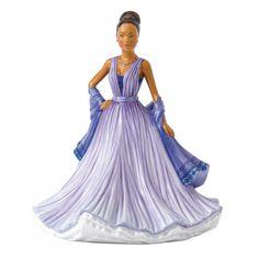 Royal Doulton Pretty Ladies Collection   Pretty Ladies Neela HN 5803