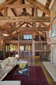 Sundance Lodge Great Room