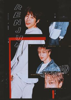 NCT Dream WeBoom Poster Renjun Haechan Ver Art Print by thanerose - X-Small Graphic Design Layouts, Graphic Design Posters, Graphic Design Illustration, Graphic Design Inspiration, Wallpapers Kpop, Graphisches Design, Cover Design, Kpop Posters, K Wallpaper