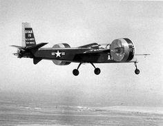 Doak 16 VZ-4DA VTOL 56-6942
