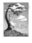 the answer is blowing in the wind bookplate