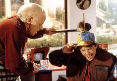 Back to the Future Part II (1989) - Thomas F. Wilson, Michael J. Fox
