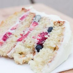 rouses gentilly berry cake Yummy Rouses cake their version of