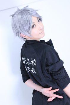 [shiba] Haikyu!!: Koshi Sugawara - Cosplayers' Cure