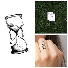 Hourglass Tattoo http://tattoo-ideas.us Where will you be, Tomorrow?