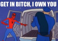 Explore our latest collection of 22 funny spiderman memes photos for spiderman lovers. These memes will blow your mind specially for those who loves spiderman. Memes Humor, Games Memes, Marvel Memes, Dankest Memes, Funny Memes, Jokes, Marvel Avengers, Funny Avengers, Funny Quotes