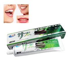 New Arrival  Bamboo Toothpaste  Whitening The Black Toothpaste Charcoal All-purpose Teeth High Quality