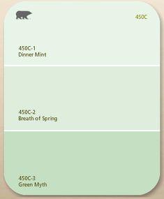 Spring Paint Colors color scheme for aqueduct sw 6758