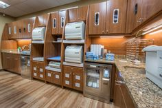 State of the art sterilization room at Advanced Dentistry South Florida in Delray Beach.