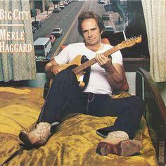 Merle Haggard - Big City: buy LP, Album at Discogs