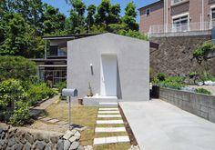 Pinned by www.modelina-architekci.com scaled back house by otsubo design + ROOVICE