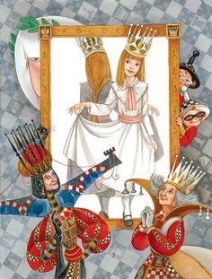 Алиса в Стране Чудес.. Обсуждение на LiveInternet - Российский Сервис Онлайн-Дневников