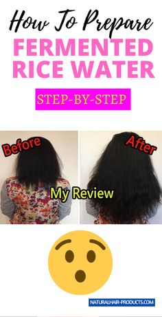 Click to see now...  See 2 Powerful Rice Water Recipes For Healthy Natural Hair Growth In Just 1 Week that you can make at home today to start growing your hair naturally. If you have been looking for ways to make your hair healthy and grow it naturally, see the best solutions for fast hair growth on natural black women.   For best results, use the rice water on a weekly basis. #hair #growth #ricewater #naturalhair #naturalhairgrowth #4chair #4chairgrowthtips  CLick to see now... Make Hair Grow, How To Grow Your Hair Faster, How To Make Hair, Natural Hair Recipes, Natural Hair Tips, Natural Hair Styles, Herbs For Hair Growth, Hair Mask For Growth, Fast Hair Growth