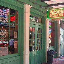 Acme Oyster House ~ Over 100 years old-- We love love looooove this place!