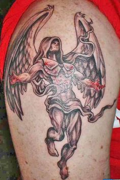 tattoos of gaurdian angels | Guardian Angel Tattoo Designs | Popular Tattoo Designs