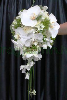 orchidea menyasszonyi csokor - Google keresés
