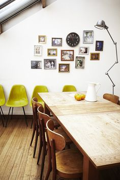 dining room by delphinE-LB, via Flickr