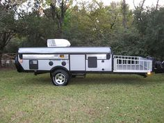 Pop Up Trailers- Remember the Apache