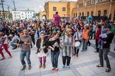 Parada Brave Kids, Dworzec PKP, 30 VI 2013, fot. Sławek Przerwa