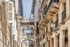 Drive to Discover Spain - 7 Best Cultural Activities in Catalonia -Exploring the oldest part of Barcelona, revealsarchitecture from Roman & medieval times including part of a Roman wall that encompassed the then town. Visitors will find narrow cobble stoned streets that open into splendid squares fit for wandering and soaking up the general charm of the area.