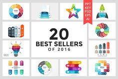 20 Best Sellers of ~ Other Presentation Software Templates ~ Creative Market