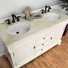 The strong classic design commands attention and speaks volumes about your elegant taste. Variations in the shading and grain of our natural stone products enhance the individuality of your vanity and ensure that it will be truly unique.
