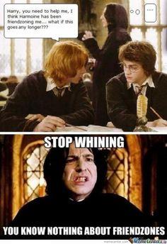 So funny! Gosh I love Snape! - Friendzone Funny - Friendzone Funny meme - - So funny! Gosh I love Snape! The post So funny! Gosh I love Snape! appeared first on Gag Dad. Estilo Harry Potter, Arte Do Harry Potter, Yer A Wizard Harry, Harry Potter World, Harry Potter Puns, Funny Harry Potter Quotes, Harry Potter Wattpad, Harry Potter Stories, Harry Potter Ships
