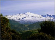 Take me there. Sierra Nevada (Granada, Spain).