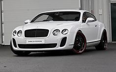 Bentley Continental Supersports by Wheelsandmore