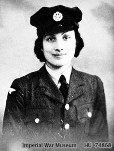 Assistant Section Officer Noor Inayat Khan (code name Madeleine), George Cross, MiD, Croix de Guerre avec Etoile de Vermeil. Noor Inayat Khan served as a wireless operator with F Section, Special Operations Executive. Mary Mcleod Bethune, Margaret Hamilton, Josephine Baker, French Resistance, George Cross, Indian Princess, Historical Women, Women In History, Ancient History