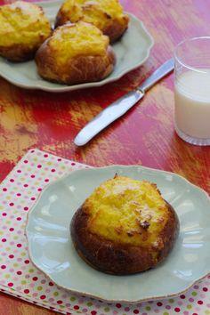 Cinco Quartos de Laranja: Vamos fazer pão: Pão de Deus