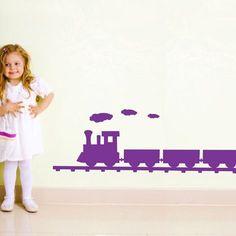 Sticker Tren