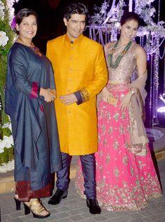 Photos - Riddhi Malhotra's Arraignment & Sangeet ceremony - Wiki NewForum