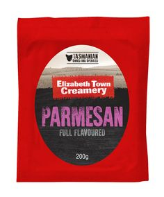 Elizabeth Town Creamery Parmesan is full of flavour find out more at www.etcreamery.com.au