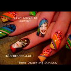 SHANE DAWSON NAILS <3