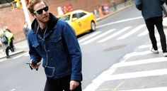 New York City Street Style: October 19, 2015 - Four Pins
