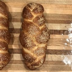 Challah Bread - vegan