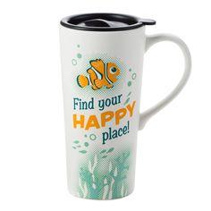 Finding Nemo Ceramic Coffee Travel Mug
