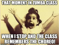 THAT MOMENT IN ZUMBA CLASS WHEN I STOP AND THE CLASS REMEMBERS THE CHOREO! | image tagged in hooray | made w/ Imgflip meme maker