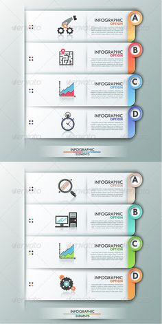 Modern Infographics Options Banner (2 Versions) Tempalte #design Download: http://graphicriver.net/item/modern-infographics-options-banner-2-versions/8168537?ref=ksioks