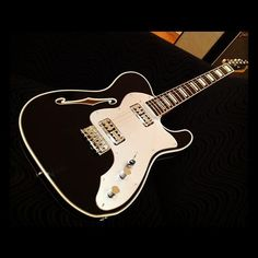 Fender Telecaster Thinline Super Deluxe