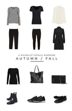 A Minimalist Autumn   Fall Capsule Wardrobe 1f80abc43d
