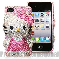 Hello kitty Iphone 4 case!