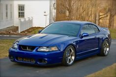 2003 Ford Mustang Cobra